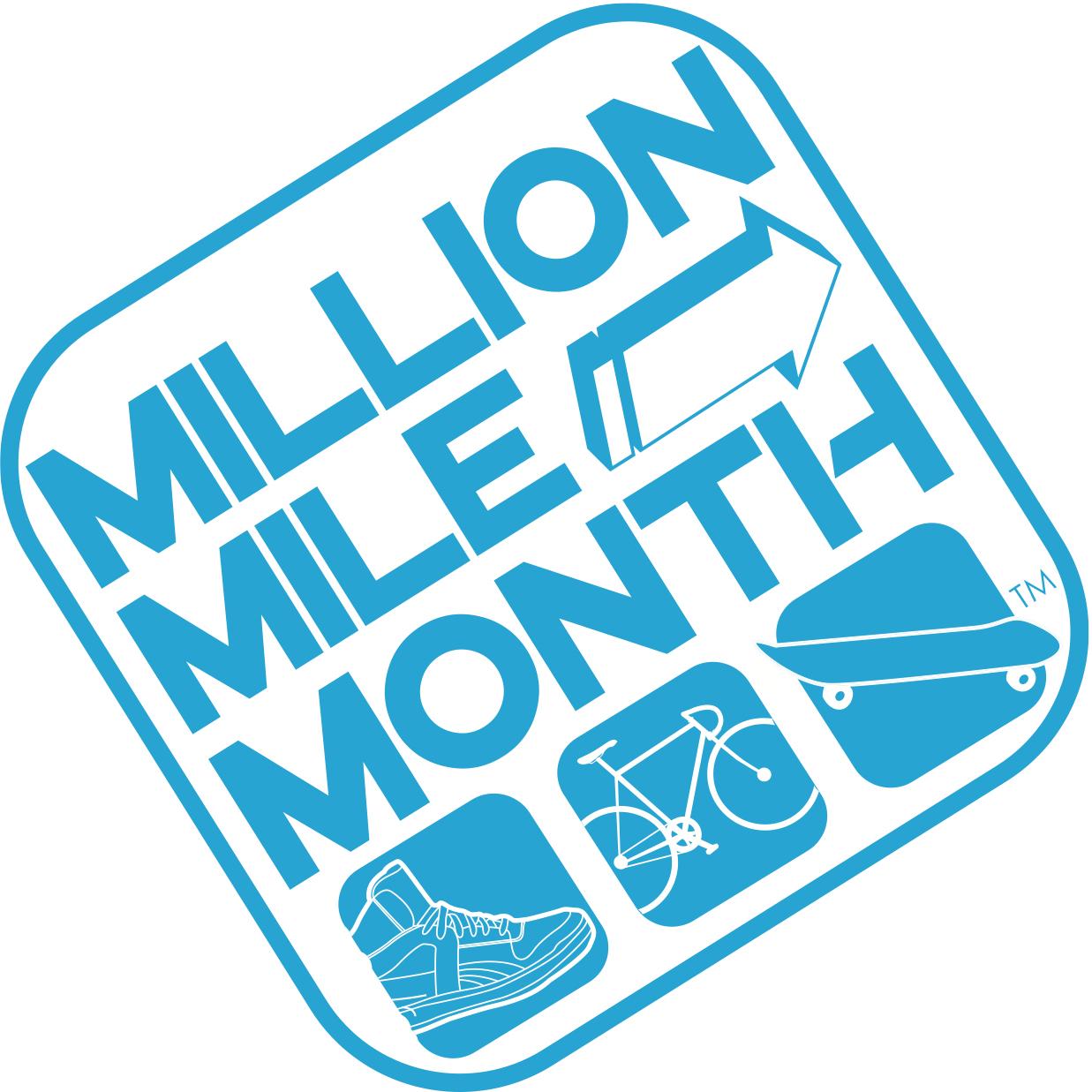 Million Mile Month large-logo