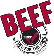 Team Beef Fuel Finish logo