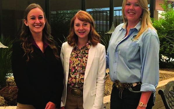 Meet Arizona's 2016 Beef Ambassadors: Molli Griffin and Kailee Zimmerman