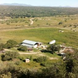 Images of the Garcia ranches in Sonora.