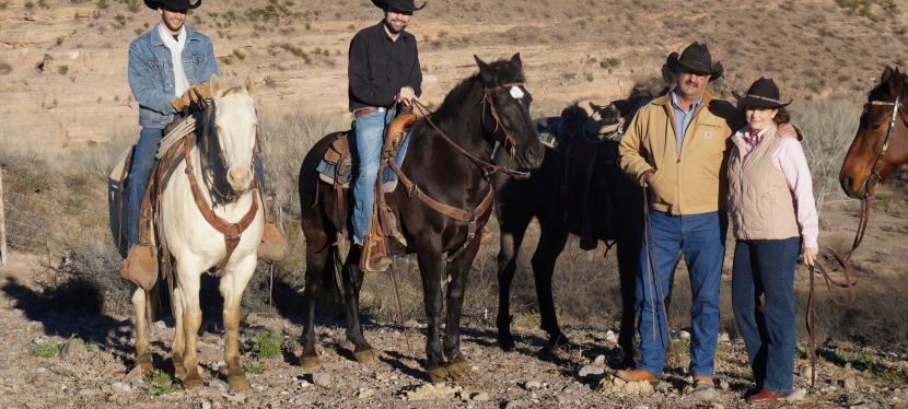 Meet Your Rancher: The MengesFamily
