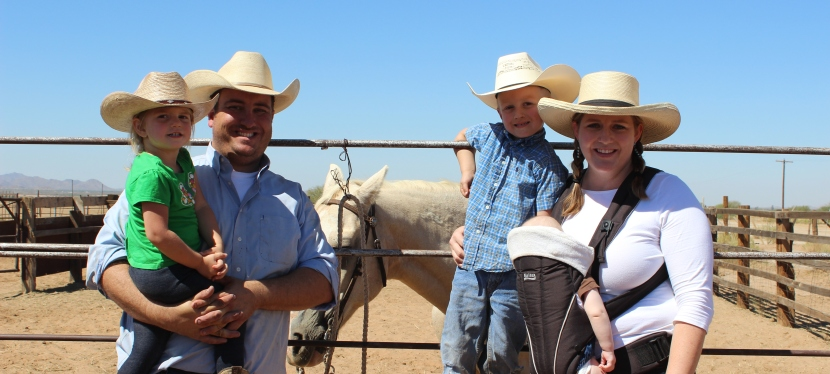 Meet Your Rancher: Anna Aja