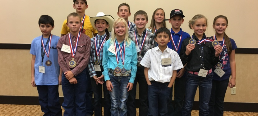 Arizona Junior Livestock Association – Beefing Up the Competition
