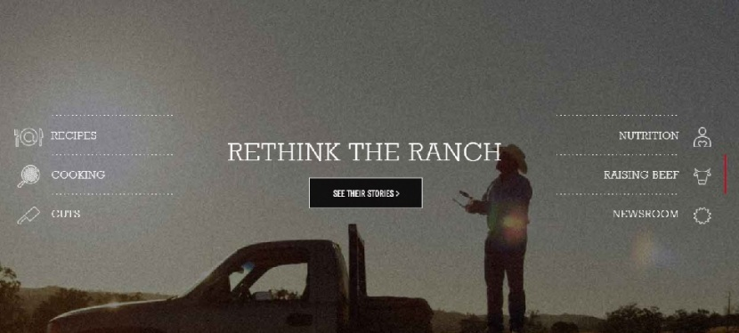 "Introducing the NEW ""Beef. It's What's For Dinner."" Website!"