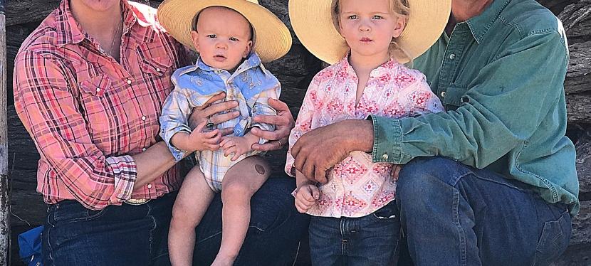 Meet Your Ranchers: Joe and SarahKing
