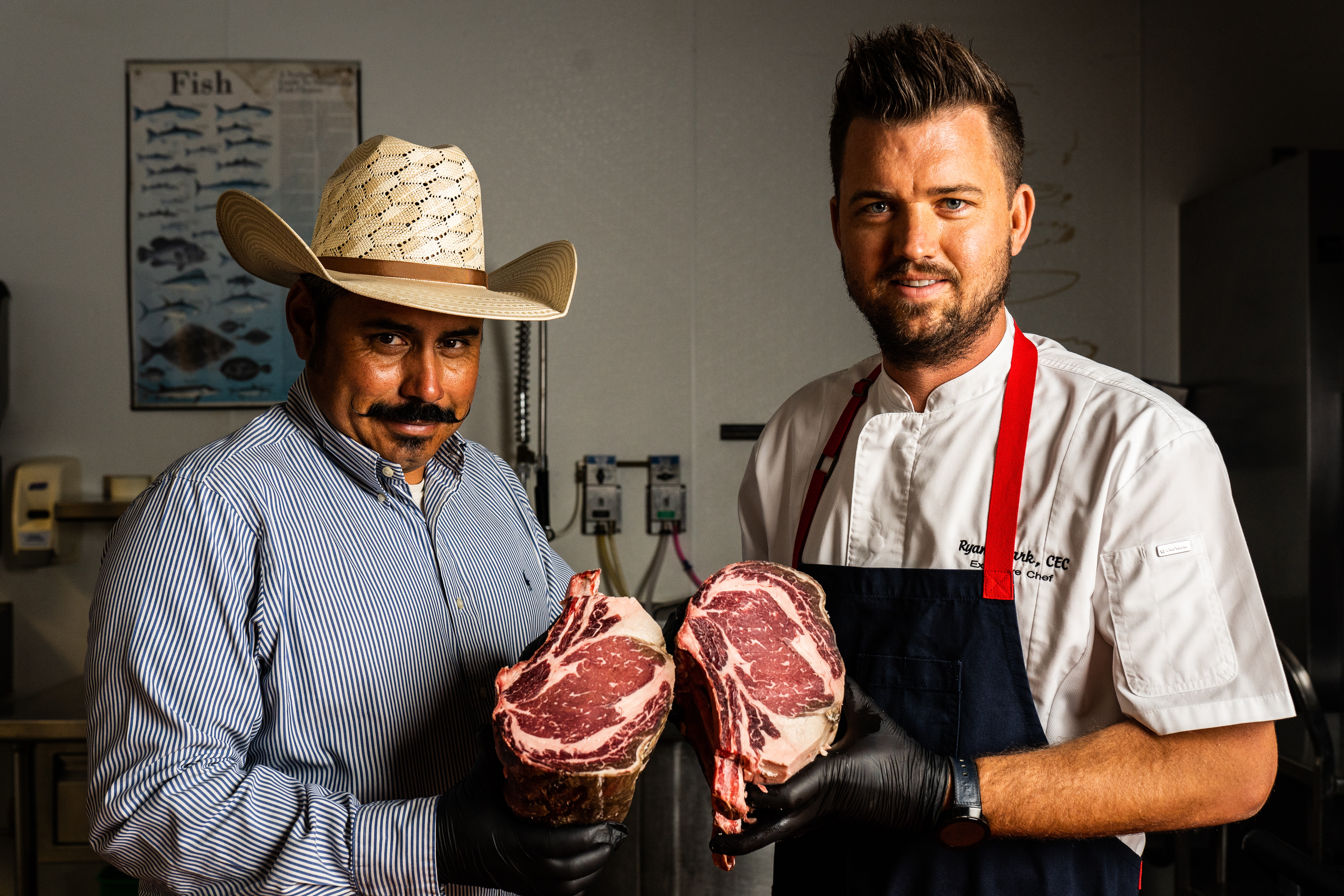 From Ranch to Kitchen: Rancher and Chef Collaborate